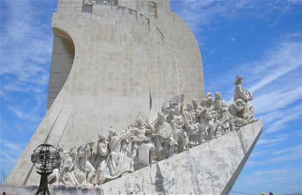 Monumento delle Scoperte di Lisbona