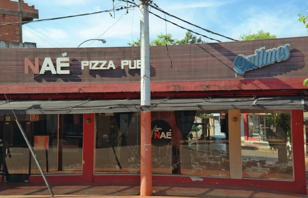Naé Pizza Pub