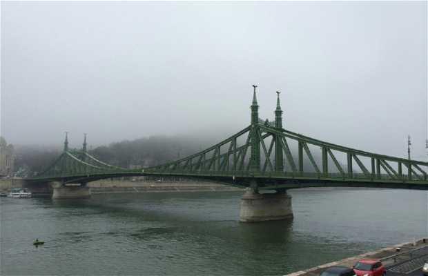 Szabadság Híd - Puente de la Libertad