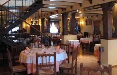 Restaurante Las Termas De Segóbriga