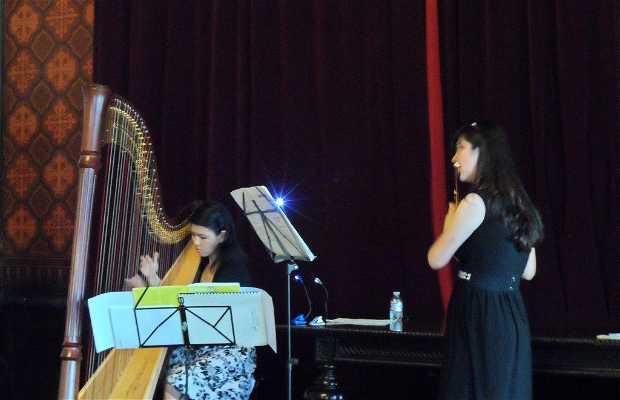 Rio harp festival