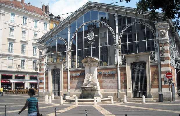 Les Halles Sainte-Claire