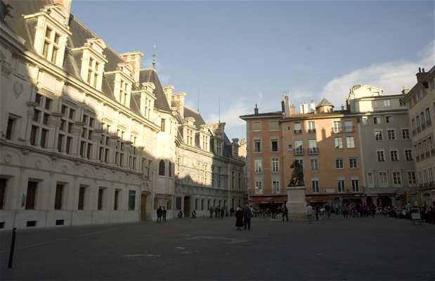 Palacio de la Justicia