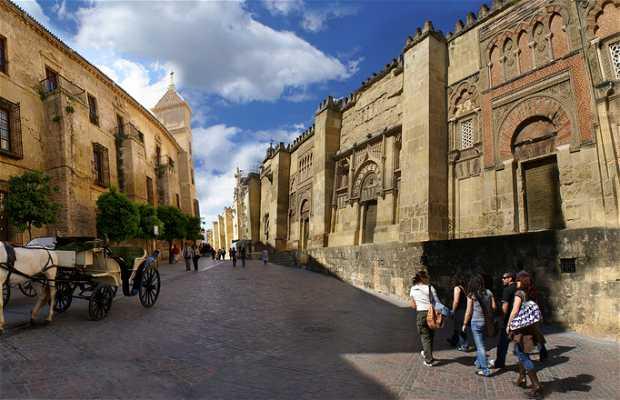 Il quartiere ebreo a Córdoba