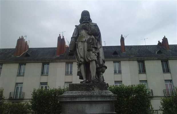 Monumento Descartes