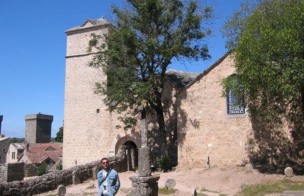 Iglesia fortificada de La Couvertoirade