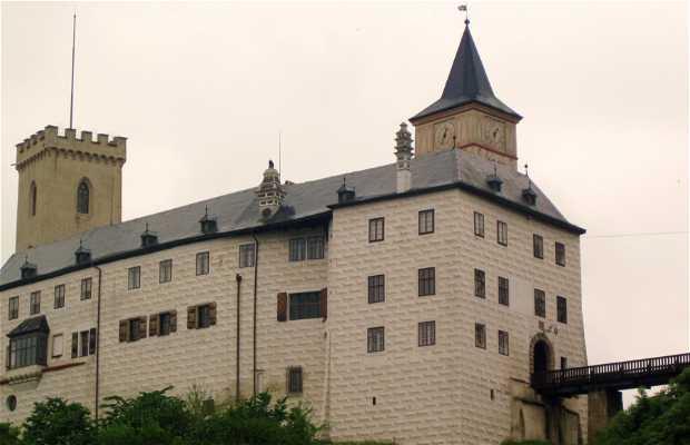 Castillo de Rožmberk