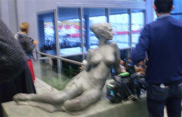 Esculturas Mar de Vigo