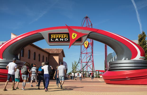 ferrari land port aventura en salou 3 opiniones y 26 fotos. Black Bedroom Furniture Sets. Home Design Ideas