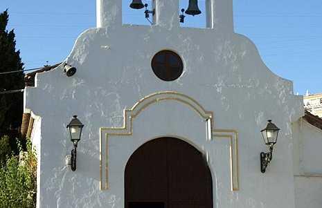 Parroquia de la Virgen del Carmen de Caleta de Vélez