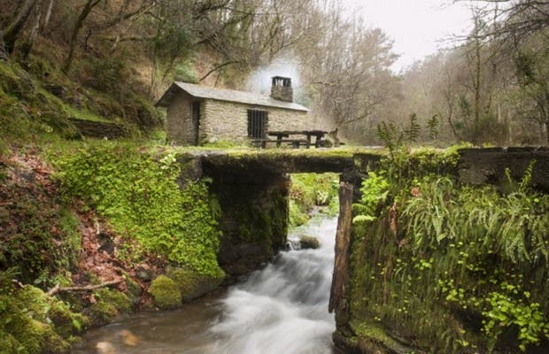 Refuge in the province of Lugo