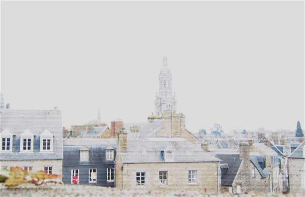 Castillo y torre