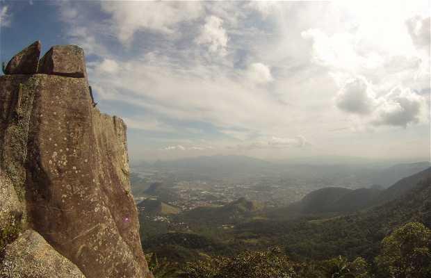 Pedra Castelos da Taquara