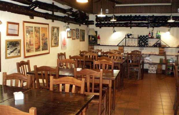 Restaurante La Taberna Vasca