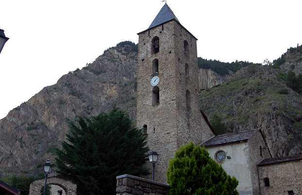 Iglesia de Sant Serni