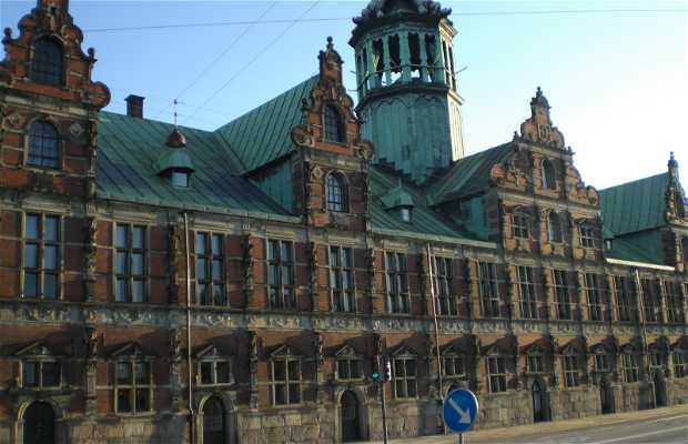 Bourse de Copenhague