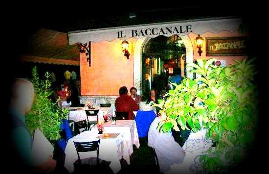 Taverna la Baccanale