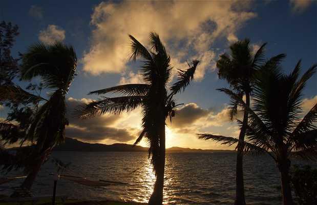 Taweva Island