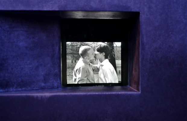 Monumento a los homosexuales perseguidos por el nazismo