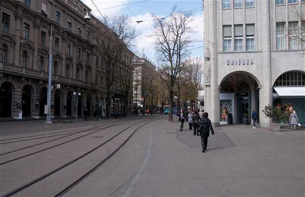 Praça Paradeplatz