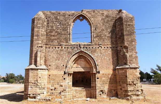 Ruinas de la Iglesia Carmelite