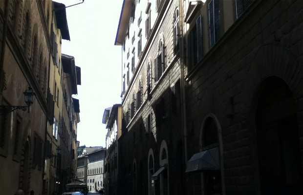 Via de'Benci