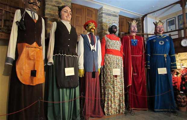 Gigantes y Cabezudos Museum