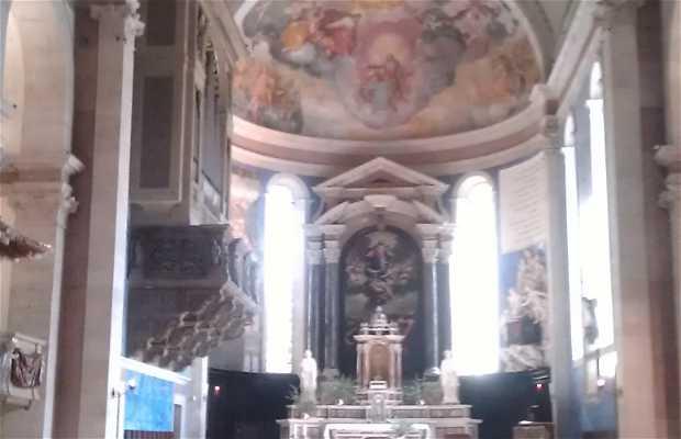 Eglise Santa Maria Maggiore