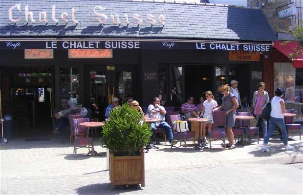 Le Châlet Suisse