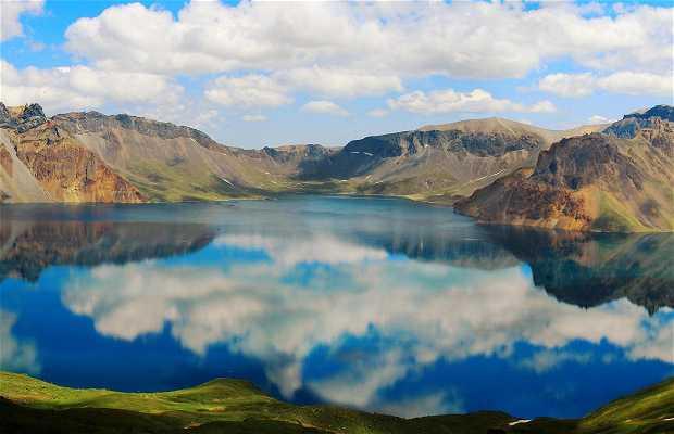 Heaven Lake - Changbaishan
