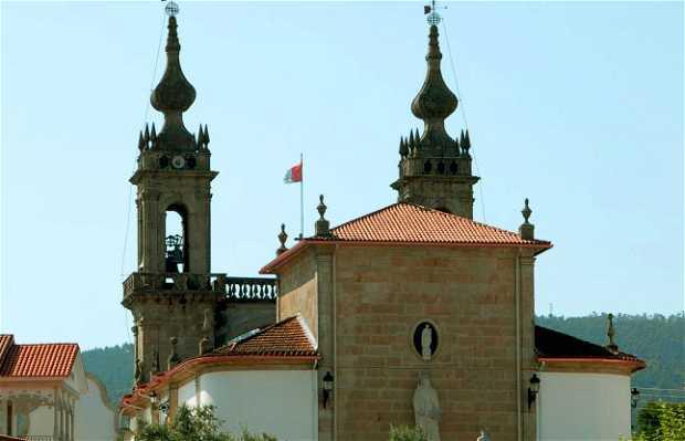 Santuario de San Campio de lonxe