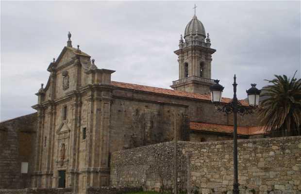 Monastère de Sainte Marie d'Oia