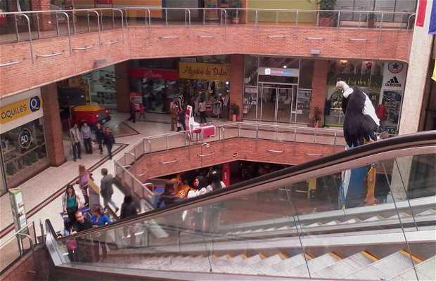 Centro Comercial Los Cedritos