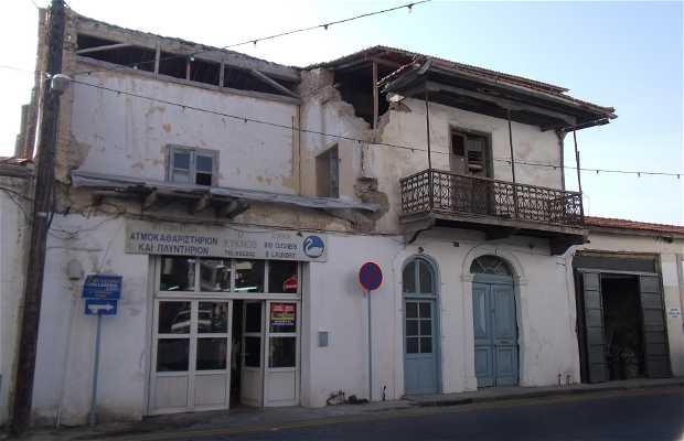 Casco Viejo de Larnaka