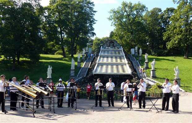 Parque Inferior de Peterhof
