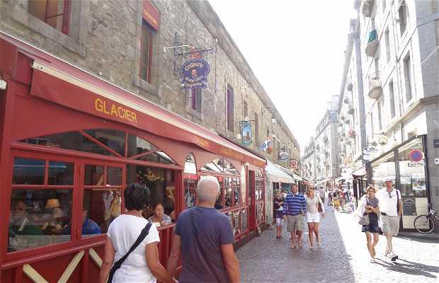 Rue Jacques Cartier
