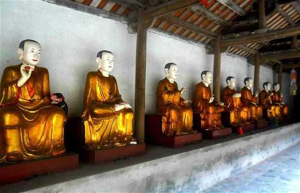 Pagoda de keo