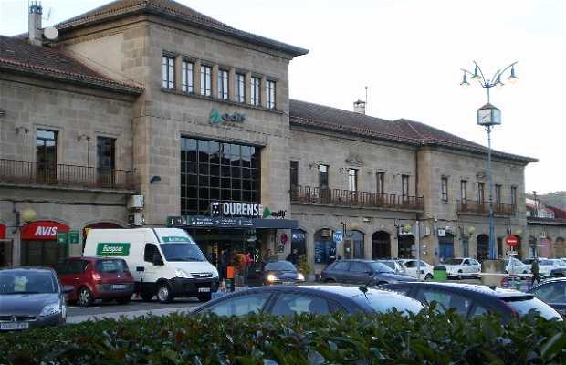 Estación del Empalme