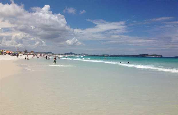 Playa del Foguete