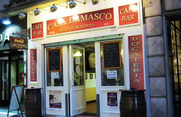 Restaurante Casa Damasco El Colmadito