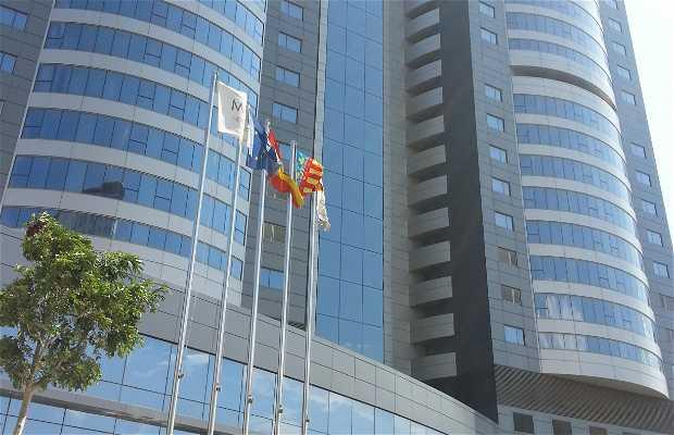Hotel Melia Valencia Palacio de Congresos