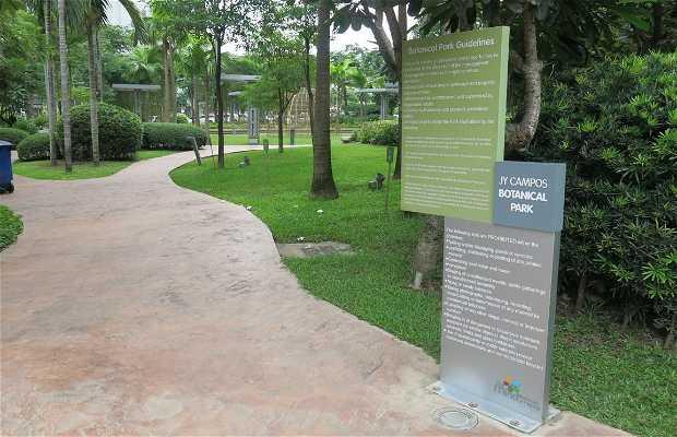 JY Campos Botanical Park