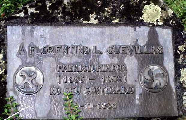 Monumento a Florentino L. Cuevillas