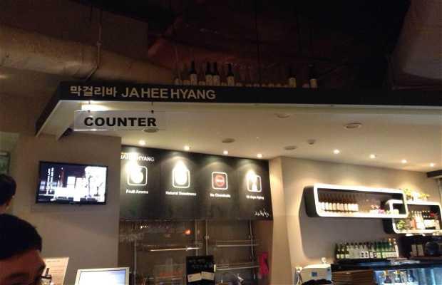 Ja Hee Hyang