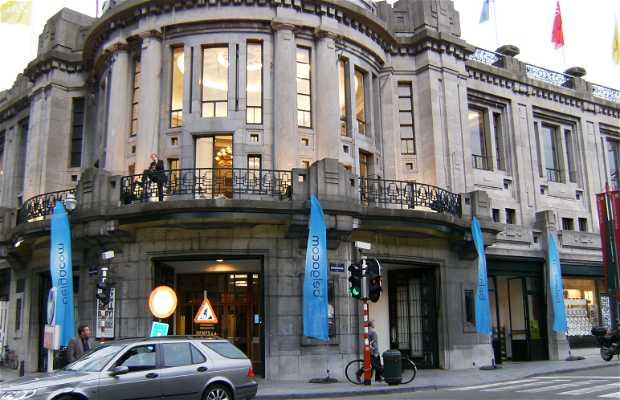 Palacio de Bellas Artes de Bruselas