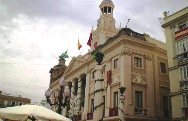 Edificio Amaya (Ayuntamiento de Cádiz)