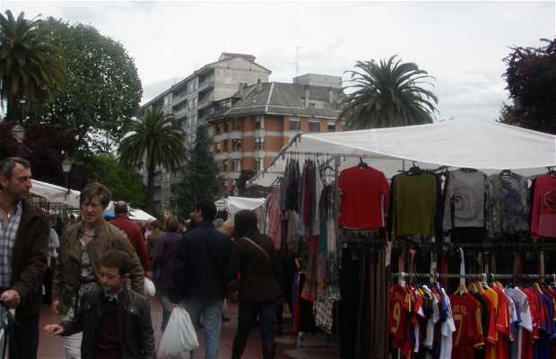 Mercado de los domingos