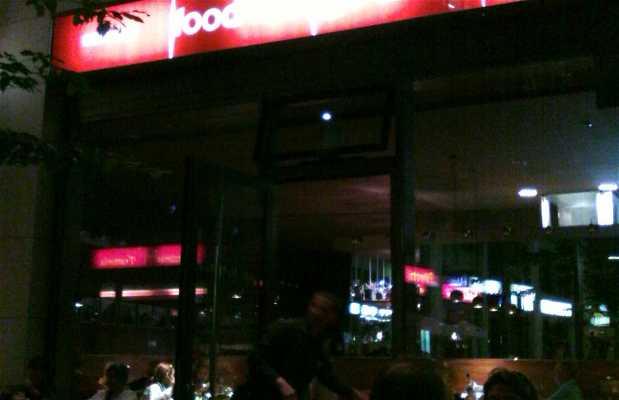 Am Food Lounge Berlin