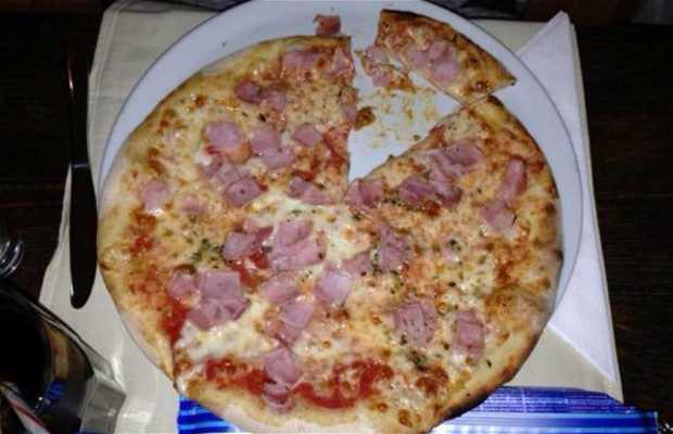 Restaurante No solo Italia Lisboa