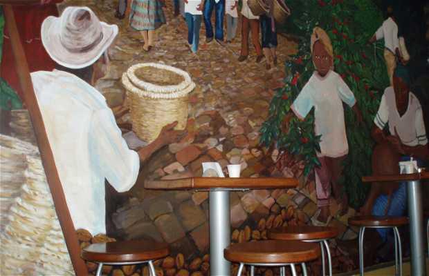 La Montañuela Café
